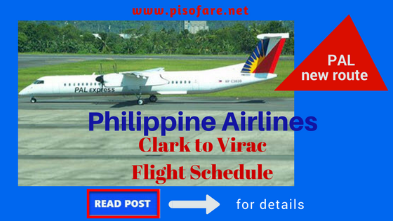 Philippine-Airlines-new-flight-route-Clark-to-Virac