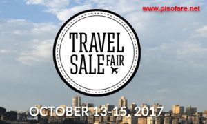 Grab Promo Deals at 3rd Travel Sale Fair 2017