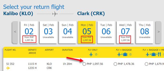 Cebu-Pacific-Seat-Sale-Boracay-to-Clark