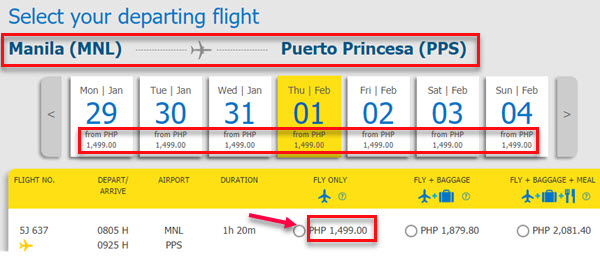 Cebu-Pacific-promo-fare-Manila-to-puerto-princesa.