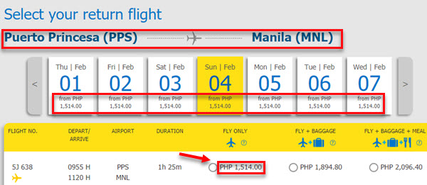 Puerto-Princesa-to-Manila-promo-fare-ticket-by-Cebu-pacifi