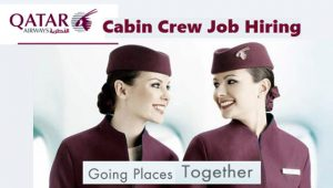 Qatar Airways Job Hiring for Female Cabin Crews