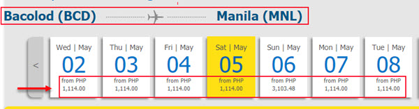 bacolod-to-manila-cebu-pacific-promo-ticket