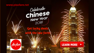 Air Asia Promo Tickets 2018: February- July 2018
