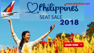 Philippine Airlines Domestic Promos January- March 2018