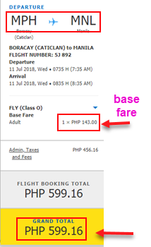 Boracay-to-Manila-P143-promo