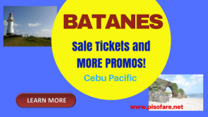 Batanes Promo Fares and Other Sale Tickets 2018