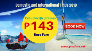 P143 Base Fare Promos June- December 2018
