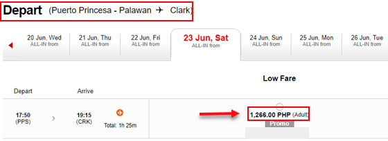 puerto-princesa-to-clark-air-asia-sale-ticket