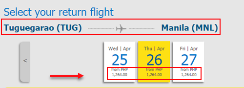 Cebu-Pacific-Seat-Sale-Tuguegarao-to-Manila