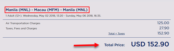 Manila-to-Macau-PAL-promo-fare