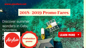 Air Asia Sale Tickets September 2018- May 2019 Trips