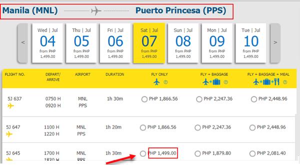 manila-to-puerto-princesa-cebu-pacific-sale-ticket-2018