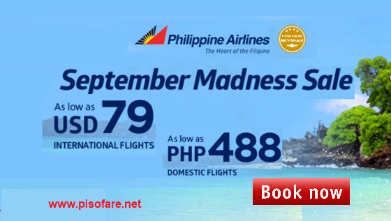 Philippine-Airlines-promo-fare-september-2018