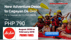 New Air Asia Promos Start at P690 August 2018- February 2019