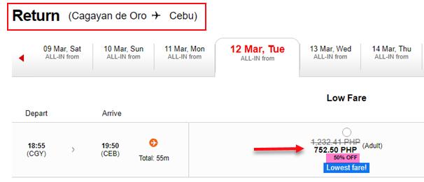 Air-Asia-50-promo-Cagayan-De-Oro-to-Cebu