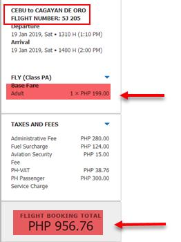 cebu-to-cagayan-de-oro-promo-fare-ticket
