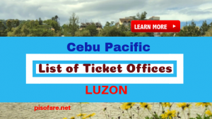 cebu-pacific-list-of-ticket-offices-luzon