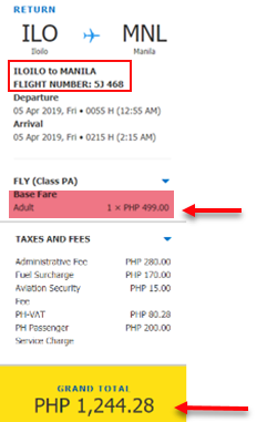 cebu-pacific-sale-ticket-iloilo-to-manila
