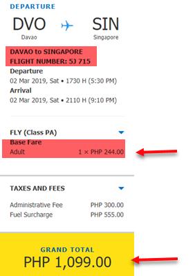 davao-to-singapore-cebu-pacific-promo-fare