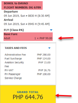 cebu-pacific-sale-ticket-bohol-to-davao