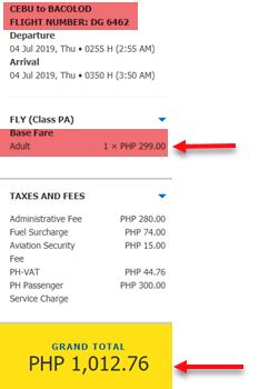 cebu-to-bacolod-promo-fare-ticket