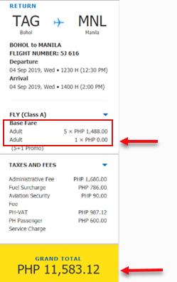 cebu-pacific-sale-ticket-5-1-bohol-to-manila
