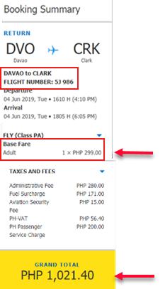 davao-to-clark-cebu-pacific-sale-ticket