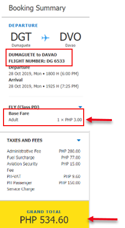 dumaguete-to-davao-cebu-pacific-sale-ticket