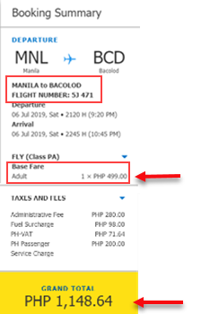 manila-to-bacolod-cebu-pacific-promo-fare
