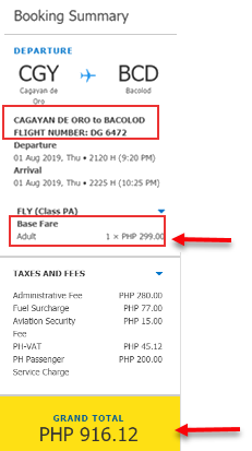 cebu-pacific-sale-ticket-cagayan-de-oro-to-bacolod