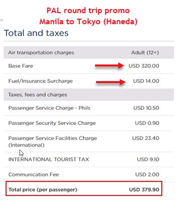 pal-manila-to-tokyo-promo-ticket-breakdown