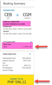 cebu-to-camiguin-piso-fare-promo-ticket