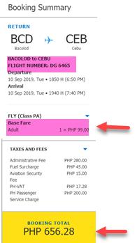 bacolod-to-cebu-promo-fare-ticket