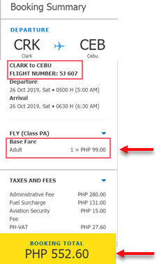 sale-ticket-2019-clark-to-cebu