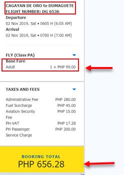 cebu-pacific-promo-cagayan-de-oro-to-dumaguete