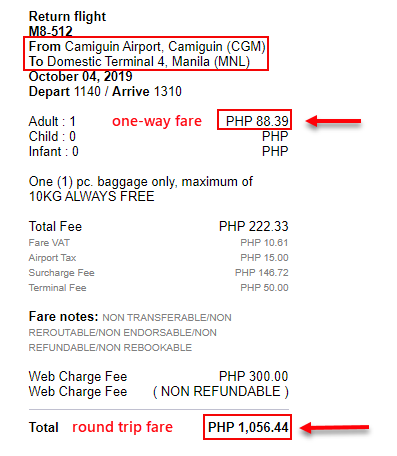 skyjet-sale-ticket-camiguin-to-manila