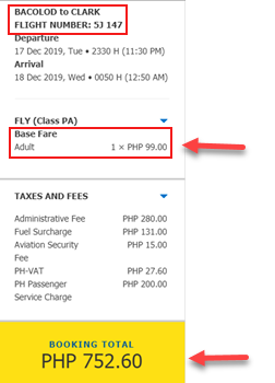 cebu-pacific-sale-ticket-2019-bacolod-to-clark