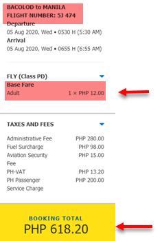 cebu-pacific-promo-fare-bacolod-to-manila