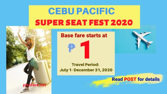 cebu-pacific-piso-fare-super-seat-sale-2020