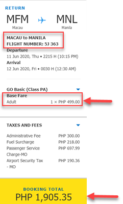 cebu-pacific-sale-ticket-macau-to-manila