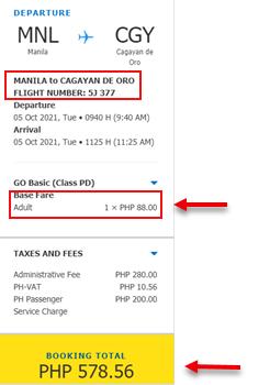 cebu-pacific-promo-manila-to-cagayan-de-oro