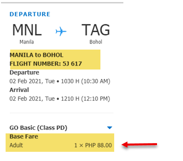 manila-to-bohol-cebu-pacific-promo-fare-2021