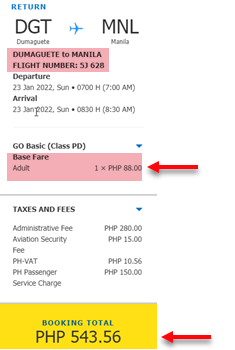 cebu-pacific-promo-ticket-dumaguete-to-manila